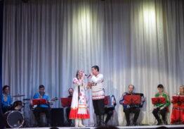 Выступление Чувашансамбля в Шумерле